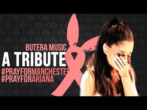 #PrayForAriana   #PrayForManchester (A Tribute)