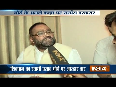 SP takes U-turn on Swami Prasad Maurya after his controversial statement on party leaders