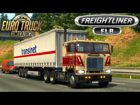 Freightliner FLB V2.5 edited by Solaris36 UPDATED