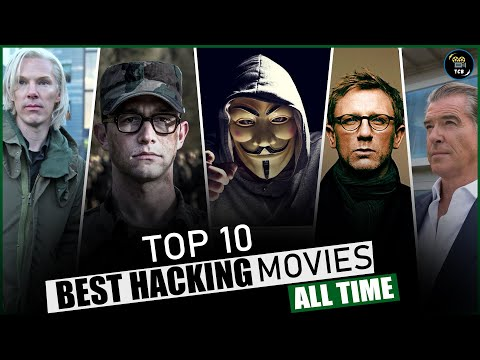 Top 10 Best Hacking Movies Of All Time In Hindi & English [Amazing Techno Thrillers 🔥]