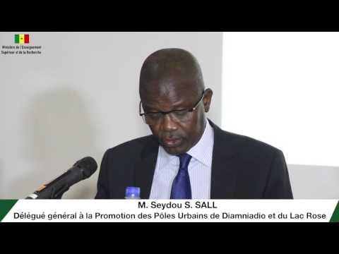 [VIDÉO] Atelier sur les écosystèmes de l'ISEP de Diamniadio M Seydou S SALL
