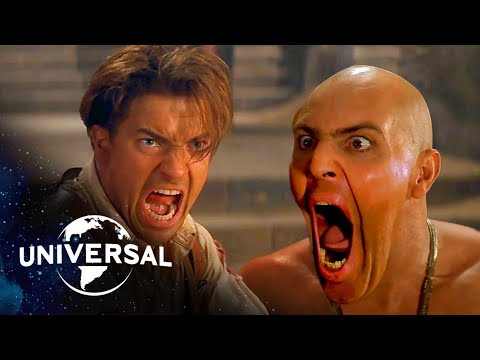 The Mummy (1999) | Slaying the Immortal Imhotep