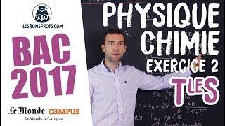 Corrigé de l'exercice 2 (Son et lumière) en Physique-Chimie Terminale S. Où nous trouver ? SITE DE REVISIONS LES BONS...