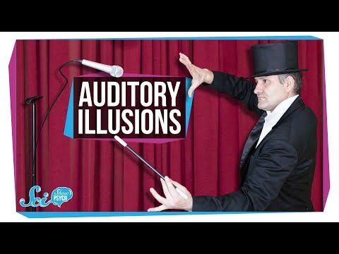 How Auditory Illusions Trick Your Brain into Hearing Things