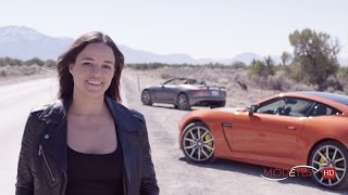 Nonton Michelle Rodriguez  Fast   Furious With Jaguar Supercar Film Subtitle Indonesia Streaming Movie Download