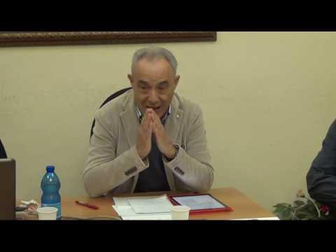 Confronto con Sergio Vedovato