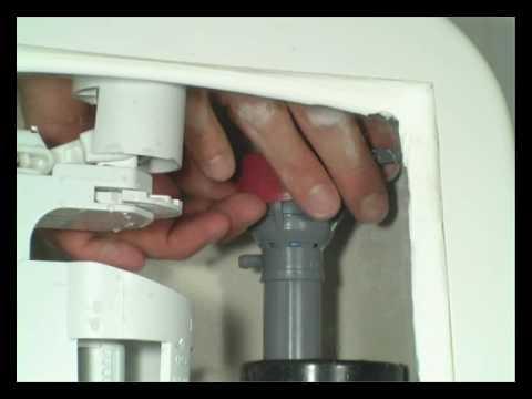 WC-istuin vuotaa, vianselvitys (twico 1 & 2, kega -venttiilit)