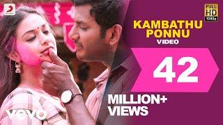 Video Sandakozhi 2 - Kambathu Ponnu Tamil Video | Vishal | Yuvanshankar Raja MP3, 3GP, MP4, WEBM, AVI, FLV Januari 2019