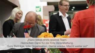 Video Poster 12. Karlsruher Personalentscheider-Netzwerktreffen