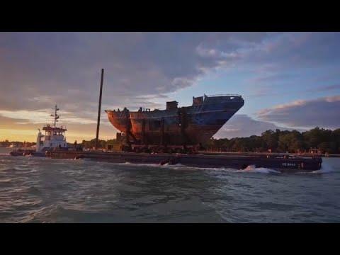 Το δράμα των μεταναστών στην Μπιενάλε