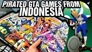 Joel explores the insane world of GTA bootleg games. These pieces of poo are actually sold in foreign countries, all in its flying...