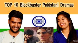 Video Indian Reaction on TOP 10 Blockbuster Pakistani Dramas | Swaggy d MP3, 3GP, MP4, WEBM, AVI, FLV Agustus 2019