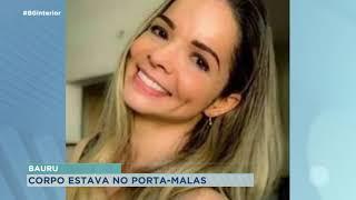Psicóloga é encontrada morte no porta-malas do carro em Minas Gerais