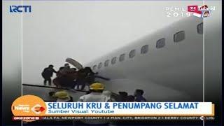 Video Video Amatir Kepanikan Penumpang Saat Lion Air Tergelincir di Bandara Supadio Pontianak - SIP 17/02 MP3, 3GP, MP4, WEBM, AVI, FLV Februari 2019