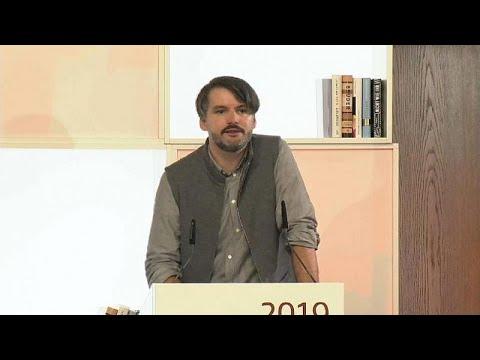 Το βραβείο γερμανικού βιβλίου στον Σάσα Στάνισιτς