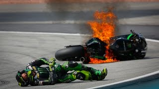 Video Pol Espargaro crashes heavily in morning practice MP3, 3GP, MP4, WEBM, AVI, FLV Oktober 2018