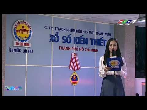 Xổ số kiến thiết TP.HCM || HTV1 || 09/01/2021