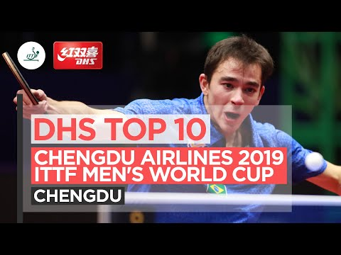 DHS Top 10 Points | Chengdu Airlines 2019 ITTF Men's World Cup