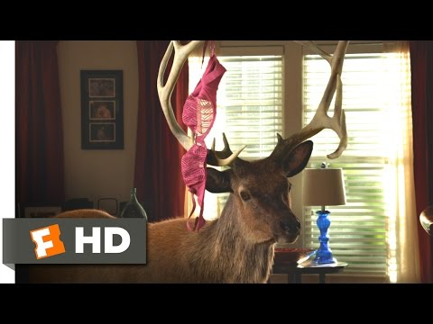 Grown Ups 2 - Deer In the House Scene (1/10) | Movieclips