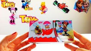 ToysTV Kanalımda yeni YouTube videom – YENİ Kinder Joy Minnie Mouse Kızlara Özel Paket! Kinder Joy Yumurtaları harika! Ben bu Kinder Joy'ları  CarrefourSA'dan aldım. Her Kinder Sürpriz Yumurtayla birlikte Maviş sizlerle yeni maceralara koşuyor! Hadi Eğlenelim!Kinder Surprise 'ın büyüsü…. Kinder Surprise, tek bir yumurta içinde Kinder Çikolatasının mükemmelliğini, bir sürpriz heyecanını ve bir oyuncak sevincini içerir. Bu üç faktörün birleşimi, annelerin içini rahat ettiren ve çocukların da hayal güçlerini geliştirmelerine yardımcı olan bir neşe ve eğlence dünyası yaratır. http://www.kinder.com.tr/tr/kinder-surpriseLa magia de Kinder Sorpresa…. Kinder Sorpresa combina el delicioso chocolate Kinder, una sorpresa y un juego siempre nuevo en un único huevo. La combinación especial de Kinder Sorpresa ha creado un mundo de diversión y entretenimiento que ayuda a los niños a desarrollar su imaginación y a la vez, la confianza de los padres gracias al gran chocolate Kinder. http://www.kinder.es/es/kinder-sorpresaKinder Überraschung weckt die Neugier immer wieder neu – mit Vorfreude, Spannung & Kribbeln… Das Kinder Überraschungs-Erlebnis besteht aus vielen Facetten: Die Spannung beim Auspacken des Eis, die leckere Schokolade, die Freude auf das Spielzeug, das nur darauf wartet, entdeckt zu werden, das Zusammenbasteln und Spielen mit immer wieder neuen und spannenden Überraschungen, die die Phantasie anregen. Na, neugierig? http://www.kinder.com.de/de/kinder-uberraschungThe Magic of Kinder Surprise…. Kinder Surprise contains the taste of Kinder chocolate, with a surprise and toy in every single egg. The combination of these three elements creates a world of fun and entertainment that helps children to develop their imagination while reassuring mothers at the same time. http://www.kinder.co.uk/en/kinder-surpriseToys, hračky, juguetes, giocattoli, brinquedos, carrinhos, spielsachen, spielwaren, leker, speelgoed, 玩具, leksaker, juegos, игрушки, đồ chơi, oyuncaklar, zabawki, bréag