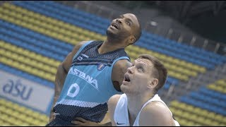 Hightlits of the match VTB United league: «Astana» — «Nizhny Novgorod»