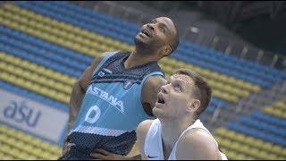 Матчтың үздік сәттері ВТБ Бірыңғай лигасы: «Астана»— «Нижний Новгород»