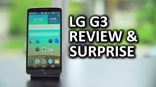 LG G3 Review&Surprise