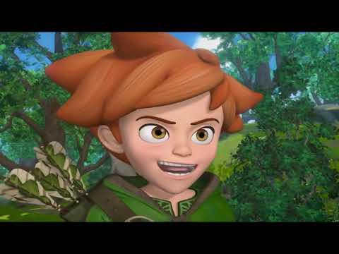 Robin Hood Mischief In Sherwood | Episode 22 (1080p)