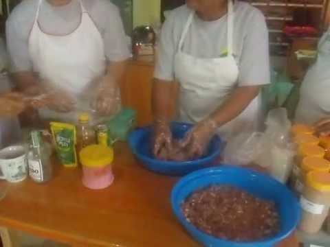 LIVELIHOOD ( KGI BRANCH-1 ) making TOCINO
