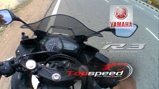 9. Yamaha R3 TOP SPEED 2017