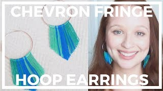 "In this video I show you how to make these adorable DIY earrings! It's so fun, and fast, and simple, and since a skein of embroidery thread is just a few cents, you can make a pair in every color combination!Music by Jingle Punks, ""By The Pool"": https://www.youtube.com/watch?v=ZvbpCuXeLbMYoutube Audio Library Creative Commons License.♥♥♥♥♥♥♥♥♥♥♥♥♥♥♥♥♥♥♥♥♥♥♥♥♥♥♥♥♥♥♥♥♥♥♥♥♥♥♥♥♥♥♥♥Follow Katrinaosity...On Etsy ♥ http://www.etsy.com/shop/katrinaosityOn Facebook ♥ https://www.facebook.com/pages/Katrinaosity/166748913427585On Tumblr ♥ http://katrinaosity.tumblr.com/On Twitter ♥ https://twitter.com/KatrinaosityOn Pinterest ♥ http://pinterest.com/katrinaosity/On Polyvore ♥ http://www.polyvore.com/katrinaosity/♥♥♥♥♥♥♥♥♥♥♥♥♥♥♥♥♥♥♥♥♥♥♥♥♥♥♥♥♥♥♥♥♥♥♥♥♥♥♥♥♥♥♥♥♥Mail:Katrina SherwoodPO Box 1126 Culver City, CA90232Hi, I'm Kat, and I make lots of DIY videos, about everything from DIY jewelry, home decor, gifts, and crafts, to Gluten Free recipes, No-poo hair care, DIY hair extensions, how to make sugaring wax and arabic wax for natural hair removal, and how to make a bracelet out of a toothbrush. Here you can watch videos about friendship bracelets, whitening your teeth with activated charcoal, or even skip on over to my second channel for Story Time videos and vlogs!Shiny, Pretty Things!"