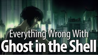 Everything Wrong With Ghost In The Shell (1995) by Cinema Sins