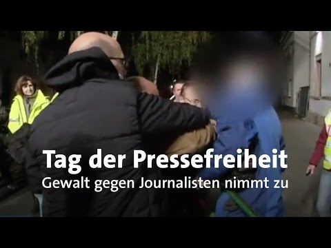 Pressefreiheit in Deutschland: Grundrecht unter Druck