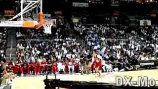 Mason Plumlee (Dunk #4) - 2009 McDonald's High School All-American Dunk Contest