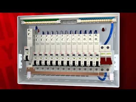 How the Regs are changing the Fuse Box we fit in your house.