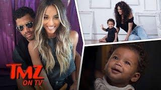 Video Ciara Finally Shares A Photo Of Her Daughter! | TMZ TV MP3, 3GP, MP4, WEBM, AVI, FLV April 2018