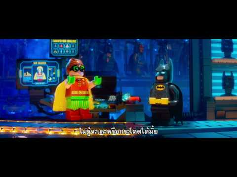 The LEGO Batman Movie - Reggae Man Clip (ซับไทย)