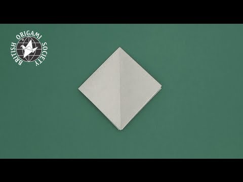 Tip 10-01 - Square Base Fold (method #1)