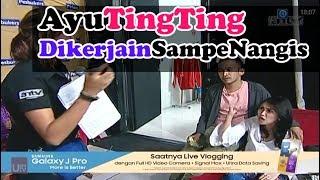 Video AYU TING TING Marah Besar Dikerjain Crew ANTV di Hari Ulang Tahunnya MP3, 3GP, MP4, WEBM, AVI, FLV Februari 2018
