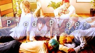 Video [PT-BR] 방탄소년단 (BTS) - Pied Piper MP3, 3GP, MP4, WEBM, AVI, FLV Agustus 2018