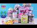 My Little Pony Movie Hatchimals Num Noms Disney Toy Opening Review | PSToyReviews