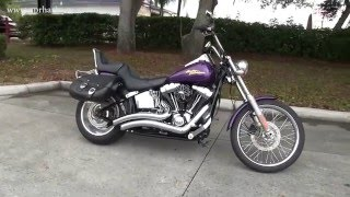 3. 2008 Harley Davidson Softail Custom motorbike for sale craigslist