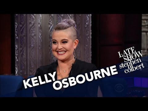 Kelly Osbourne Gets A 'High' Text From Her Dad, Ozzy