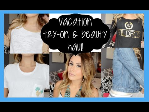 Beauty - A video about all the things I bought while I was visiting my best friend in Philadelphia!!! From outlets, Nordstrom, Sephora, Ulta... I found some amazing things! xo Please vote for me! ...