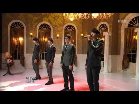 2AM – I Wonder If You Hurt Like Me, 투에이엠 – 너도 나처럼, Music Core 20120317