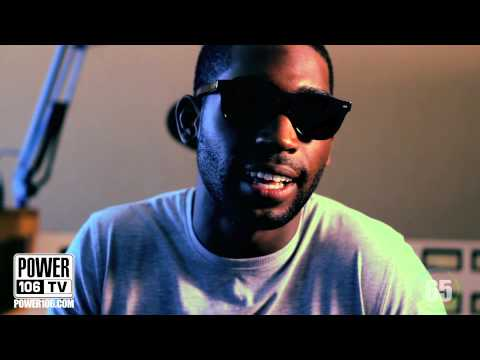 106 Seconds with Tinie Tempah