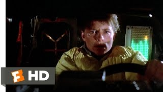 Back To The Future 3 10 Movie CLIP Back In Time 1985