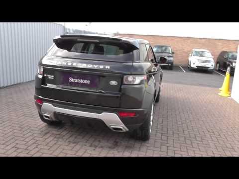 Land Rover RANGE ROVER EVOQUE 2.2 SD4 Dynamic 5dr Auto [9] [Lux Pack] U9989