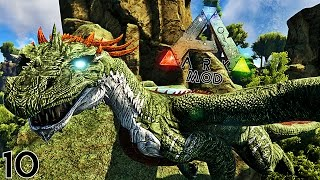 Video UN IMMENSE DRAGON DÉBARQUE ! | ARK MOD : Survival Evolved ! #Ep10 MP3, 3GP, MP4, WEBM, AVI, FLV Oktober 2017