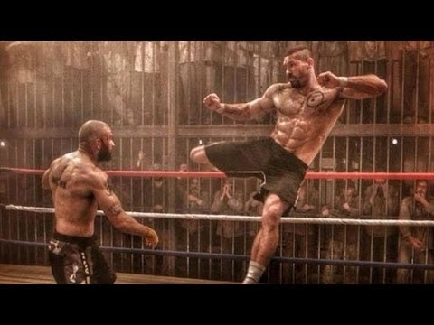 Best Fight scene to boyka Undisputed 1,2,3,4